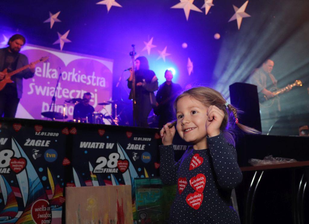 Wielka Orkiestra Świątecznej Pomocy 2020