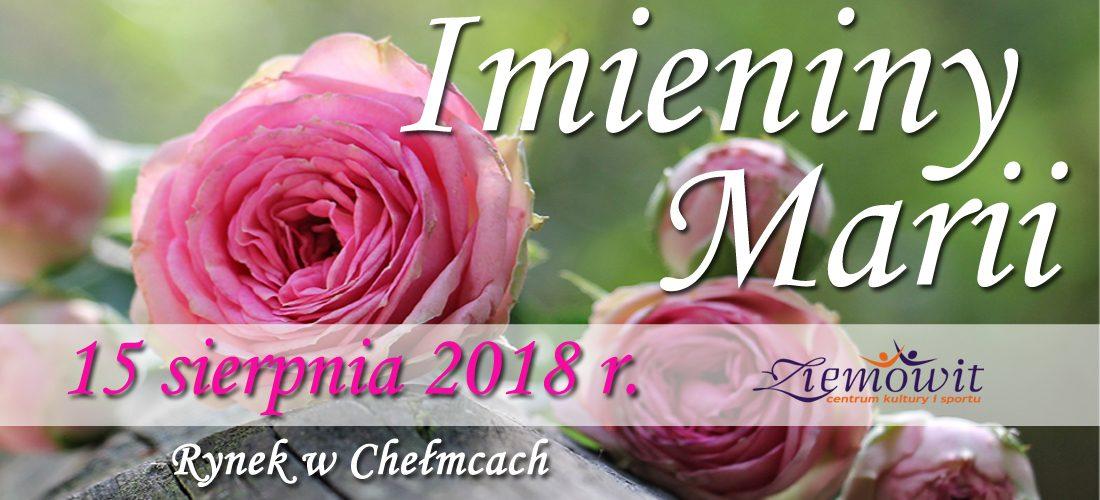 Imieniny-Marii